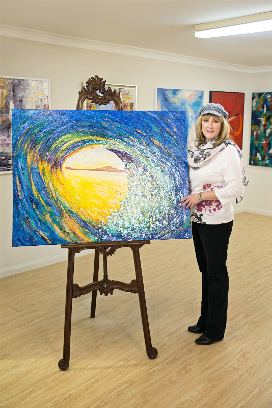 Mary Louise at Muse Gallery