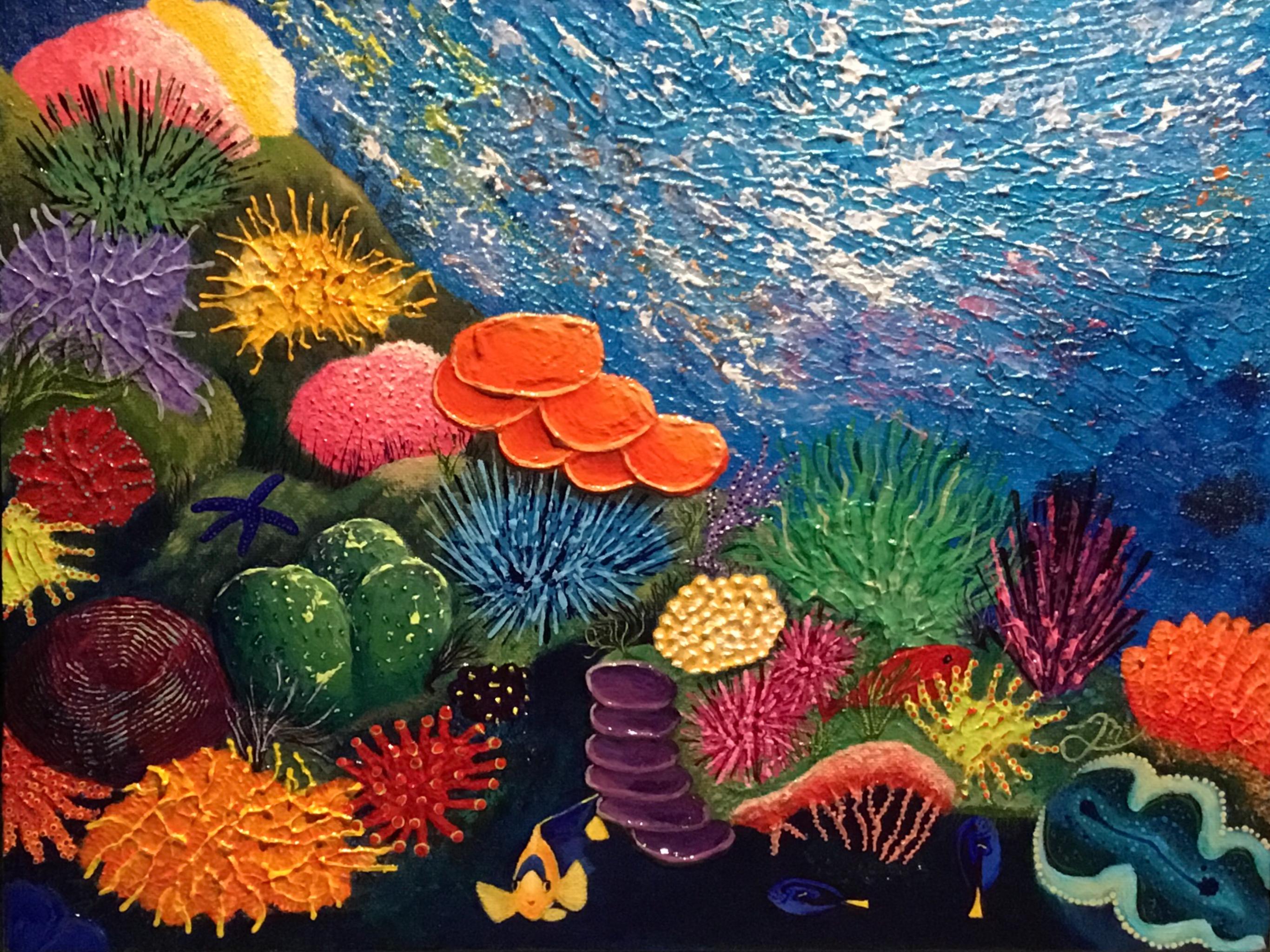 Colori Corallo SOLD
