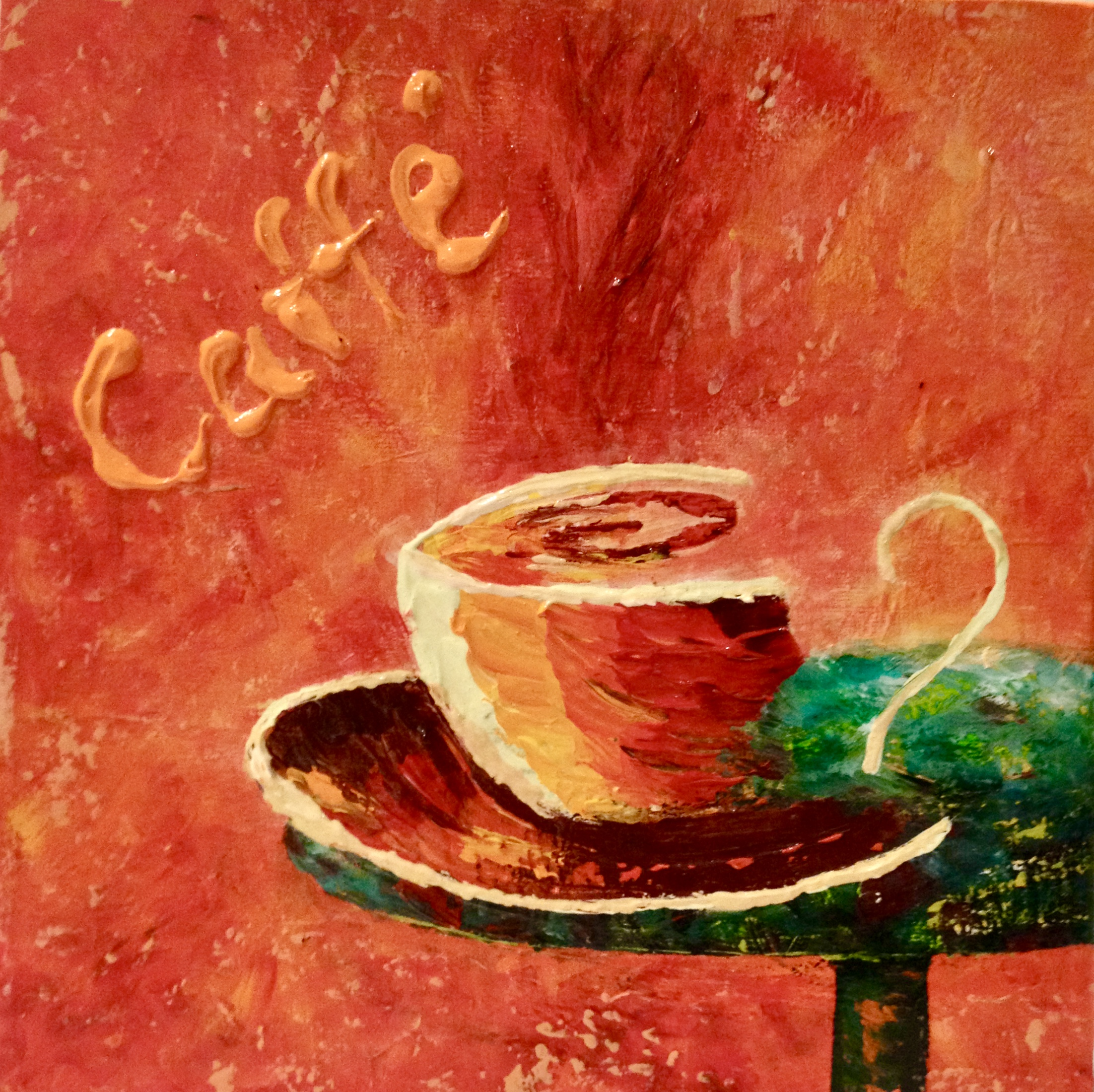 CAFFE' - SOLD