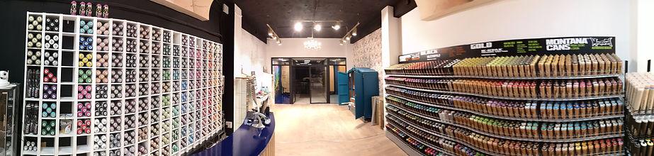 Tienda de Decoracion en Coruña,pinturas low cost y de Alta Calidad,Colores,graffiti,bellas artes,Esmaltes,
