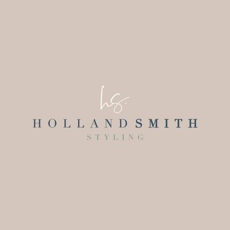 Brand Identity Design | Holland Smith Styling
