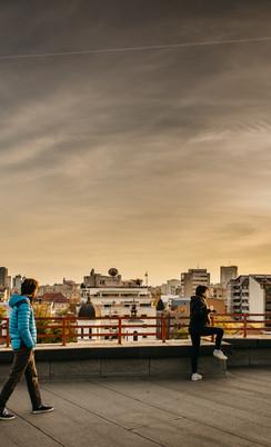 Atelier rooftops