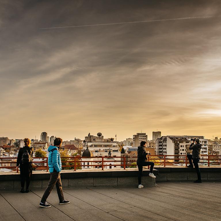 Atelier de peisaj urban/ Rooftops