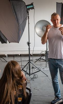 Atelier fotografie de studio