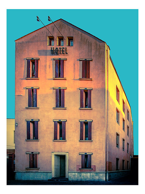 The Secret Lovers Hotel
