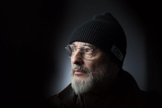 portret Cristian Crisbăşan Foto de Doru