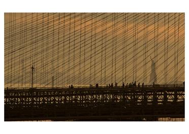 Liberty across the River