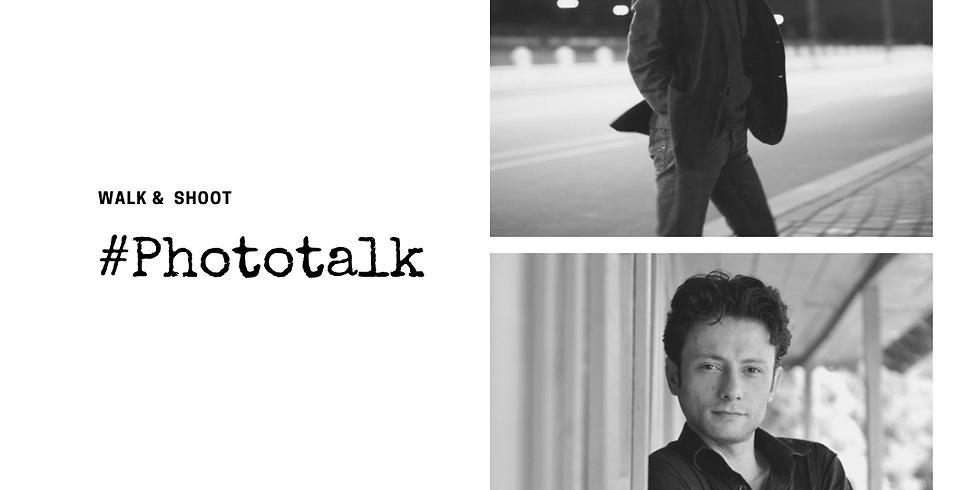 #Phototalk with Ionuț Staicu și Alex Crisan
