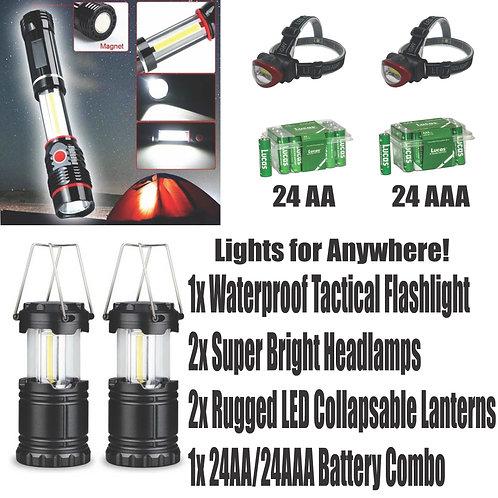 Flashlight Combo