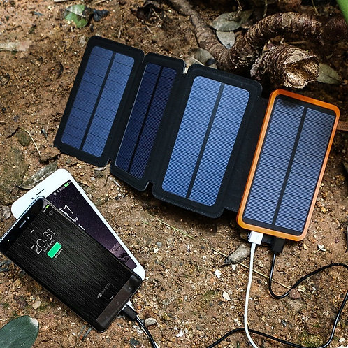 Solar Powered Device Charger
