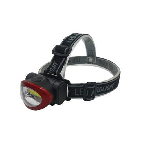 Waterproof Headlamp with 24 AAA Batteries