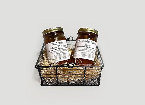 Just Peachy Gift Basket