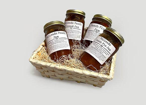 Peach Jamboree Gift Basket