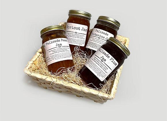 Signature Jam Gift Basket