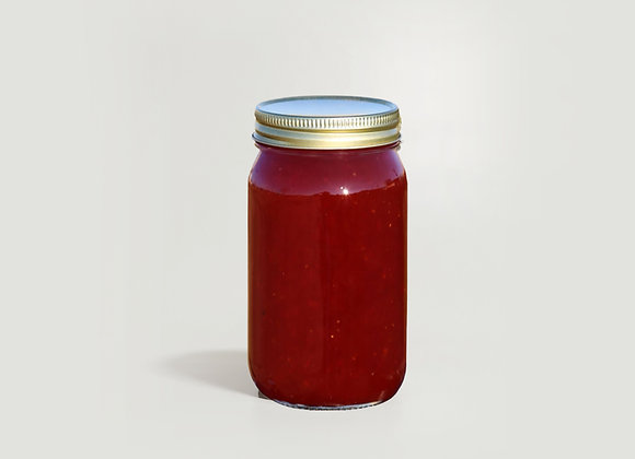 Stawberry Habanero Jelly