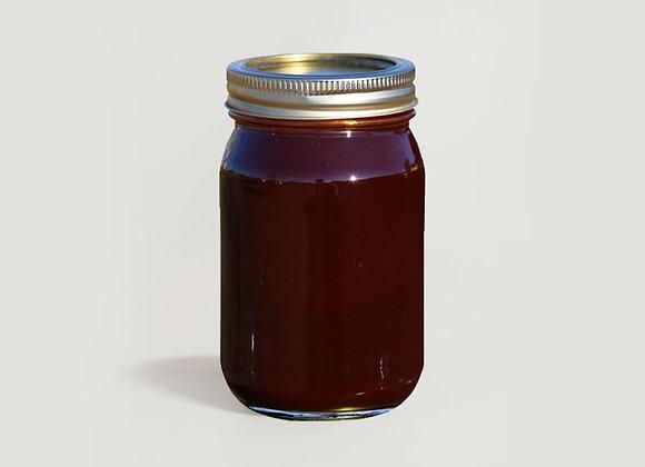 Honey Habanero BBQ Sauce