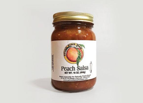 Peach Salsa (mild)
