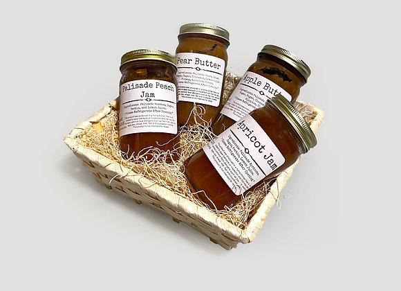 Butter Be Jam Gift Basket