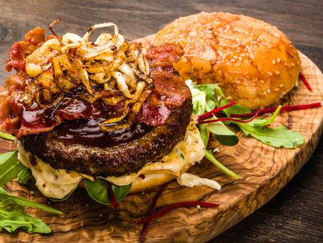 BBQ Bacon Bourbon Burger