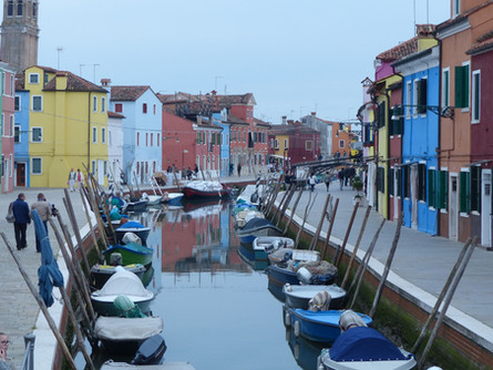 The Charm of Murano and Burano