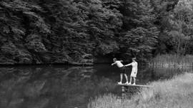 "Brautpaar Shooting ""Lago Alfredo"""