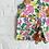 Thumbnail: Vintage Floral Shortalls