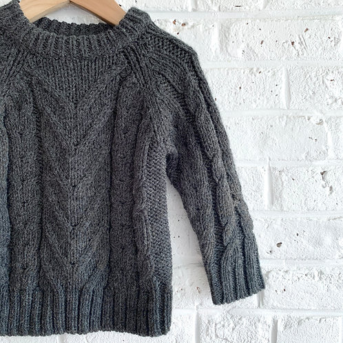 Vintage Old Navy Cable Sweater