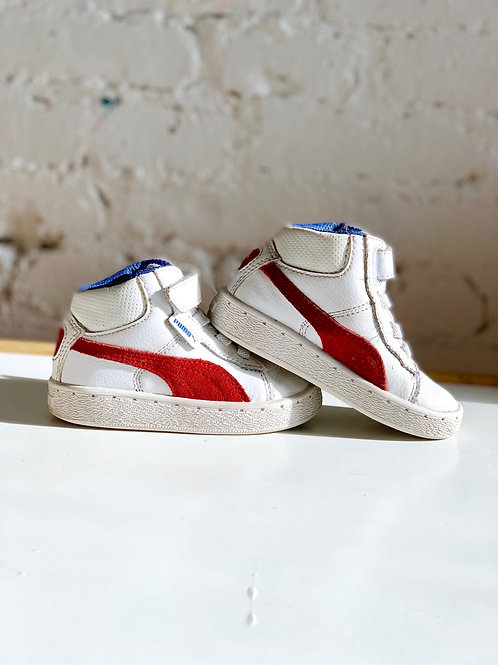 Puma 1948 Mid Leather Sneakers