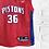 "Thumbnail: Pistons ""Wallace"" Jersey"