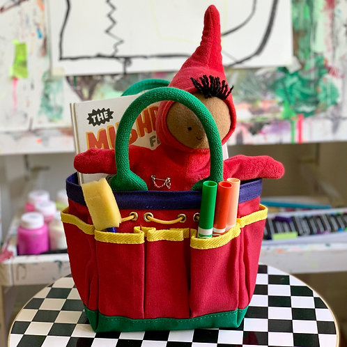 Tools & Toys Mini Tote Bag