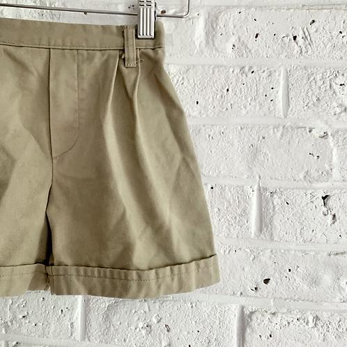 Vintage Pleated Shorts