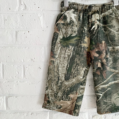 Realtree Wide Leg Sweatpants