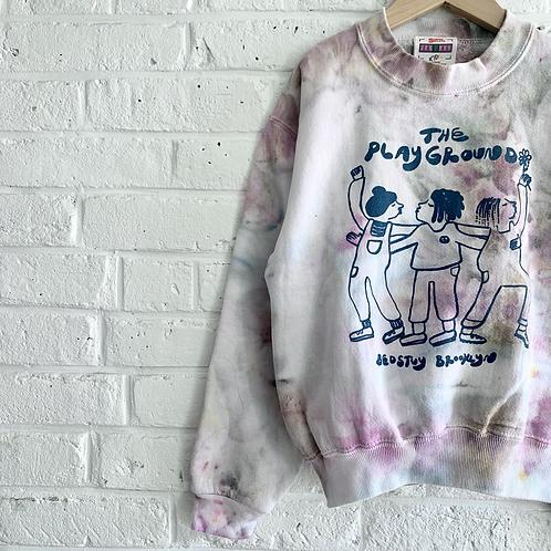 """""""Playground Friends"""" Vintage Sweatshirt"""