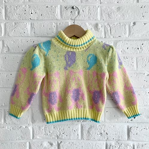 Vintage Spring Sweater