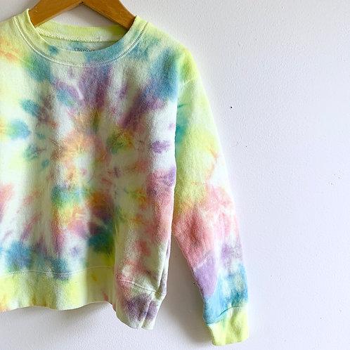 Pastel Swirl Tie Dye Sweatshirt