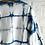 Thumbnail: Shibori inspired Indigo Tee