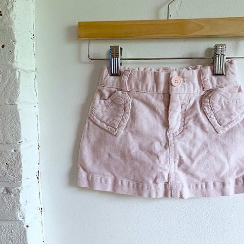 Little Marc Cord Skirt