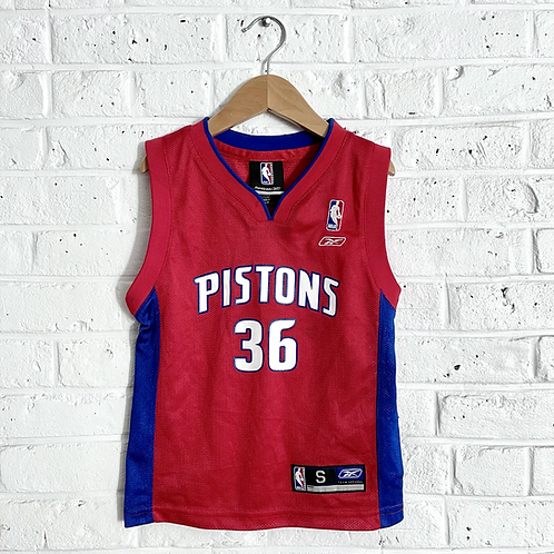 "Pistons ""Wallace"" Jersey"