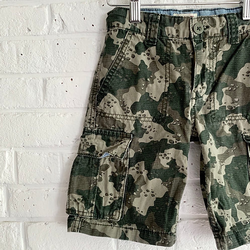 Levi's Camo Cargo Shorts