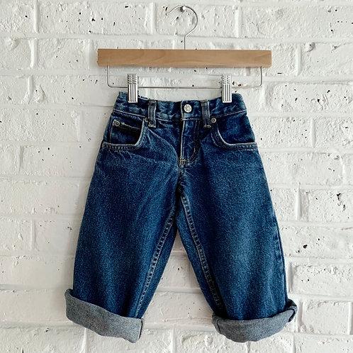 Vintage Straight Leg Jeans