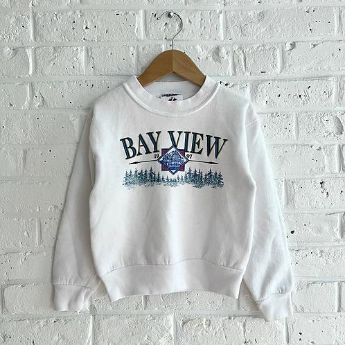 Vintage Bay View Sweatshirt