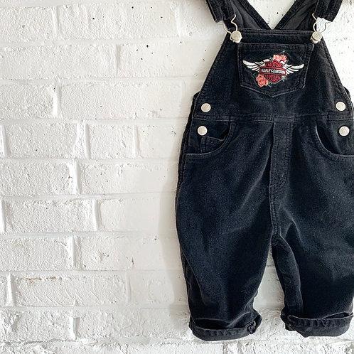 Harley Davidson Velvet Overall