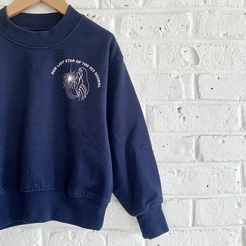 """Our Lady Star of the Sea"" Sweatshirt"