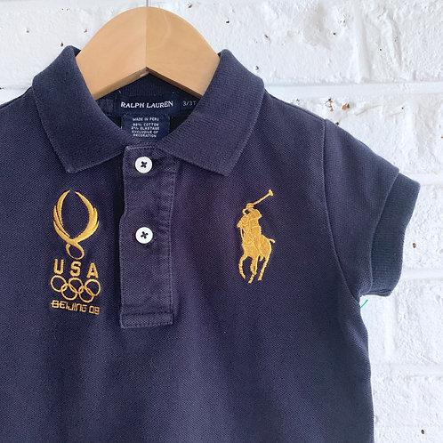 Vintage Olympics Polo