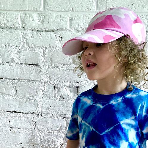 Camo Brimmed Hat