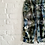 "Thumbnail: Tie Dye ""Blue Nebula"" Overall"