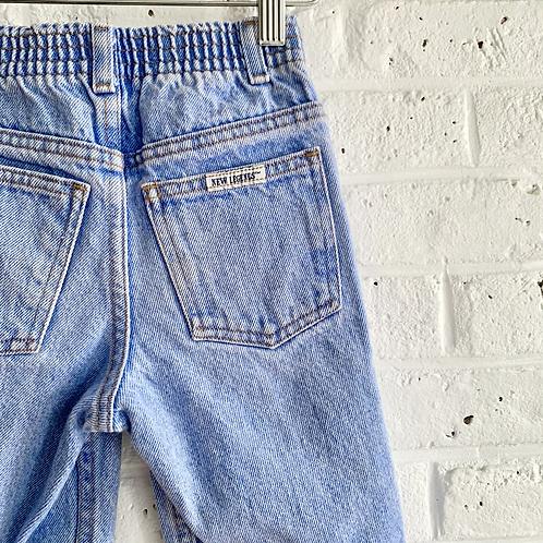 "Vintage ""Cornflower Blue"" Jeans"