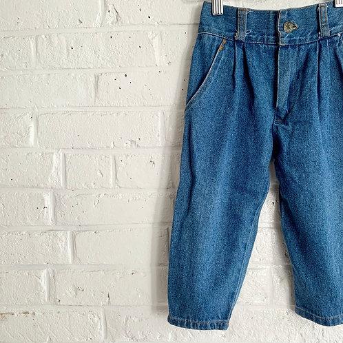 Vintage Denim Trousers