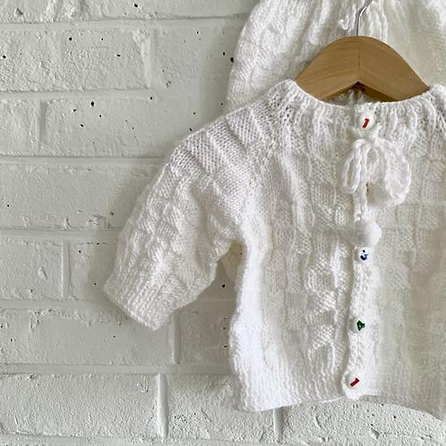 Handmade Infant Knit Set