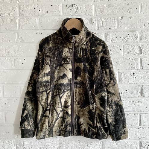 Columbia Camo Fleece Jacket